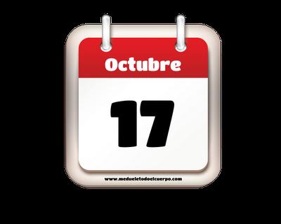 17 de octubre de 1986: