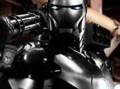 Sabremos hizo Máquina Guerra durante Vengadores serie preludio Iron