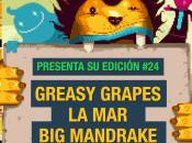 bandas Greasy Grapes, Mandrake ofrecen concierto Teatro Chacao