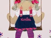 TIENDA KdeKids: Cuadro infantil personalizado niña columpio.