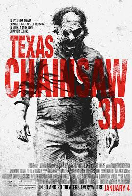 Texas Chainsaw 3D nuevo poster