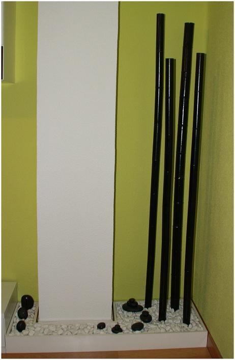 Diy las ca as de bamb negro de cart n de erika paperblog - Cana bambu decoracion ...