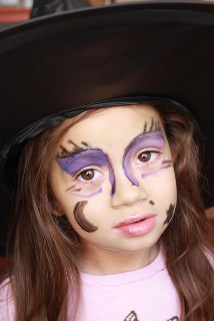 Ideas Halloween Maquillaje Para Ninos Bruja Averia Paperblog - Maquillaje-bruja-para-nia
