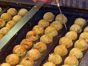 Takoyaki, bolas rellenas pulpo