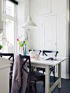 comedores diarios rusticos paperblog. Black Bedroom Furniture Sets. Home Design Ideas