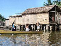 Las Casas y viviendas Indígenas Venezolanas