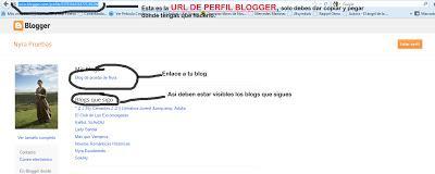 TUTORIALES: Como quitar el perfil Google plus y poner el perfil blogger, obtener url de perfil blogger, facebook y twitter.