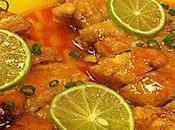 Pollo limon