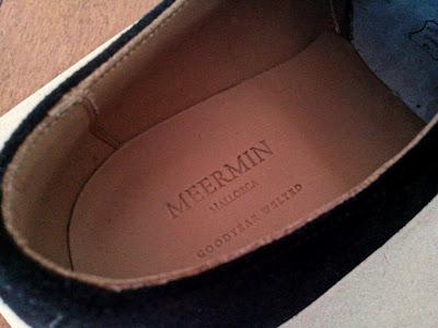 Review Single Monkstrap de Meermin.