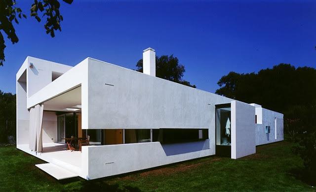 Dg arquitecto recomienda baas arquitectes paperblog - Casa la garriga ...