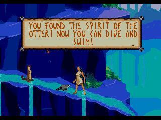 Pocahontas-videojuego-gameplay-Frikarte