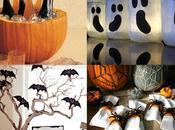 Ideas para decorar buffet Halloween