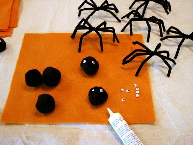 Ideas para decorar tu buffet de halloween paperblog - Como hacer decoraciones de halloween ...