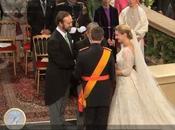 Boda Luxemburgo. Primeras imágenes vestido novia, Elie Saab