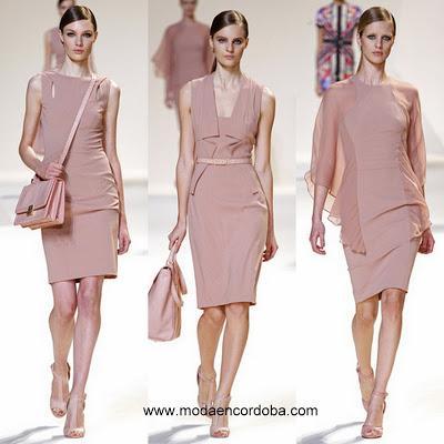 Moda y Tendencia Verano 2013.Colecciones Internacionales.Elie Saab