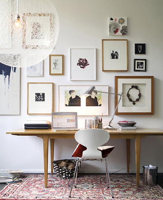 inspiracin espacios de trabajo en casa