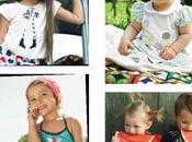 Moda infantil primavera-verano 2013