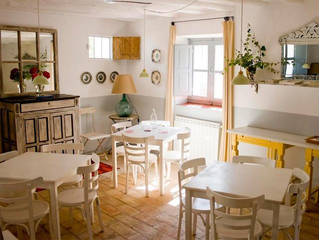 Casa josephine estilo rural chic paperblog - Decoracion casa rural ...