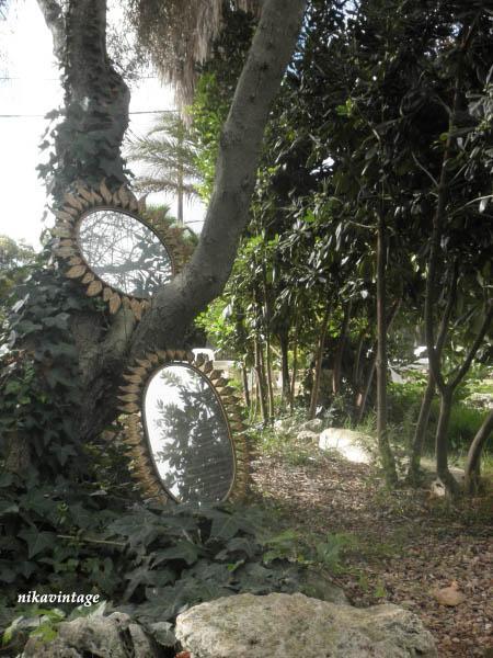 Espejos sol en mi jard n paperblog for Banda del sol jardin olvidado