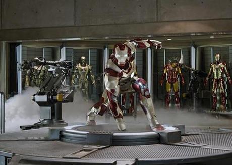 """Imágenes de """"Iron Man 3″"""