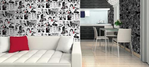 Tres maneras de decorar una pared paperblog - Decorar con fotos familiares ...