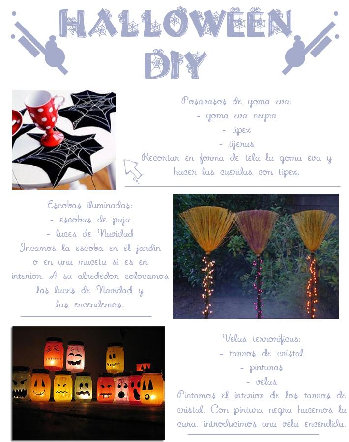 decoraci n barata para halloween paperblog