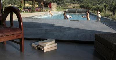cemento pulido en las zonas exteriores y piscinas paperblog On cemento pulido exterior