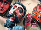 Máscaras morerías Antigua Guatemala