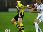 Borussia Dortmund bajó Real Madrid ahora lidera grupo