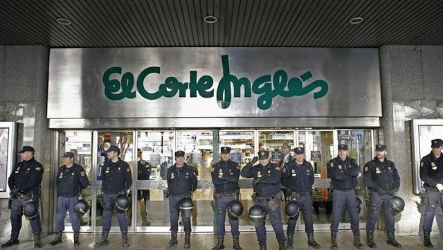 El Corte Inglés vestirá a la Policía.