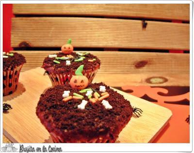 Cupcakes Dulce de leche y chocolate (2 Decoraciones)