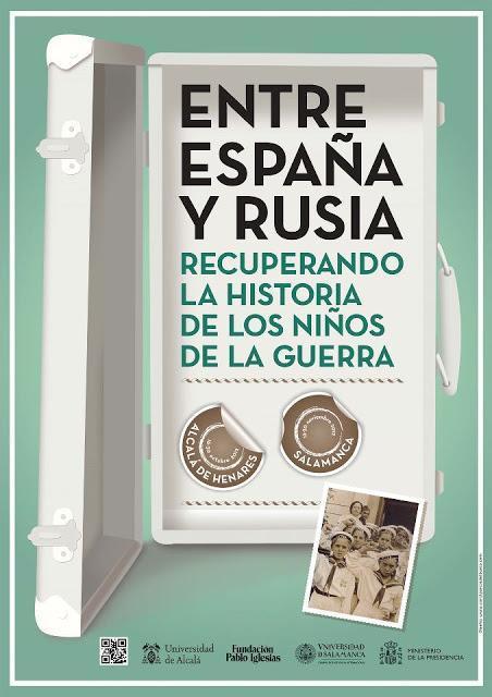 Entre España y Rusia: Recuperando la Historia de los Niños de la Guerra: