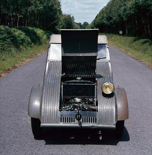 Nostalgic Car