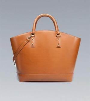 aw12 bolso maletin zara La compra de la semana: bolso portatodo