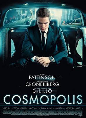 Crítica cinematográfica: Cosmopolis