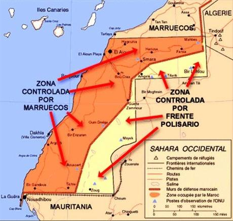 Sáhara Occidental: dos propuestas de solución