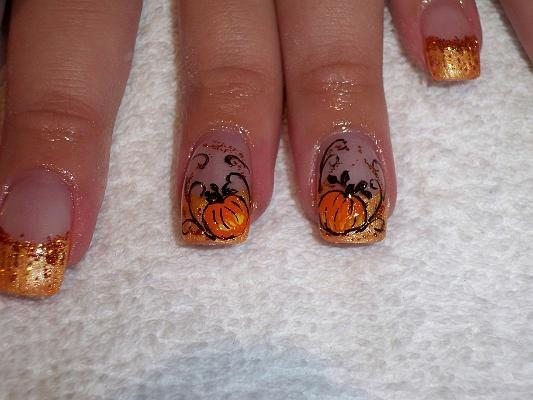 Ideas Para Decorar Tus Uñas IV: Halloween II