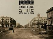 ¡Vuelve Phenomena! [ACTUALIZADO]