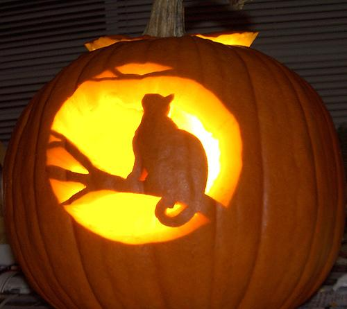 Los mejores dise os para la calabaza de halloween paperblog - Calabazas pintadas para halloween ...