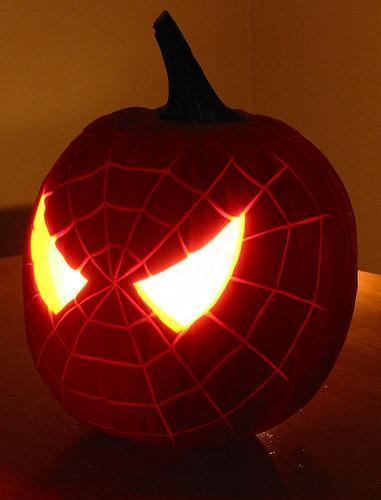 Observa esto lince las mejores calabazas de halloween - Disenos calabazas halloween ...