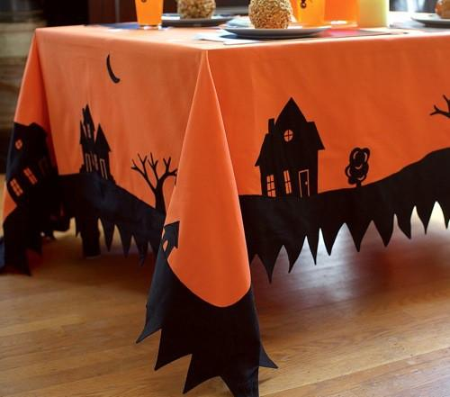 Mesas divertidas para halloween paperblog for Articulos decoracion halloween