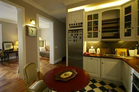 Un piso reformado con gusto en el centro de madrid paperblog - Pisos reformados madrid ...