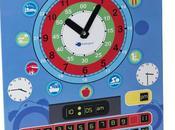 horas...!! aprendiendo leer reloj...!!