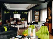 Interiores Casas Pop: Black White