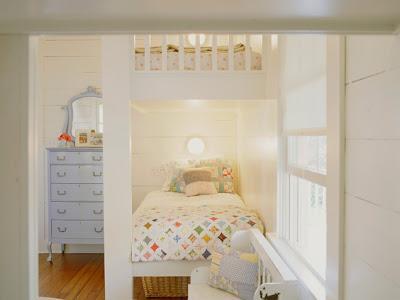 Dormitorios infantiles m ltiples r sticos paperblog - Dormitorios infantiles rusticos ...