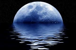 Luna Llena: 29 de Octubre 2012
