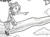"""""""Las aventuras Princesa señor Fu"""": cuento adultos entre todos"""