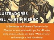Museo Dibujo Ilustración Inauguración muestra 'Ilustraciones Martín Fierro'