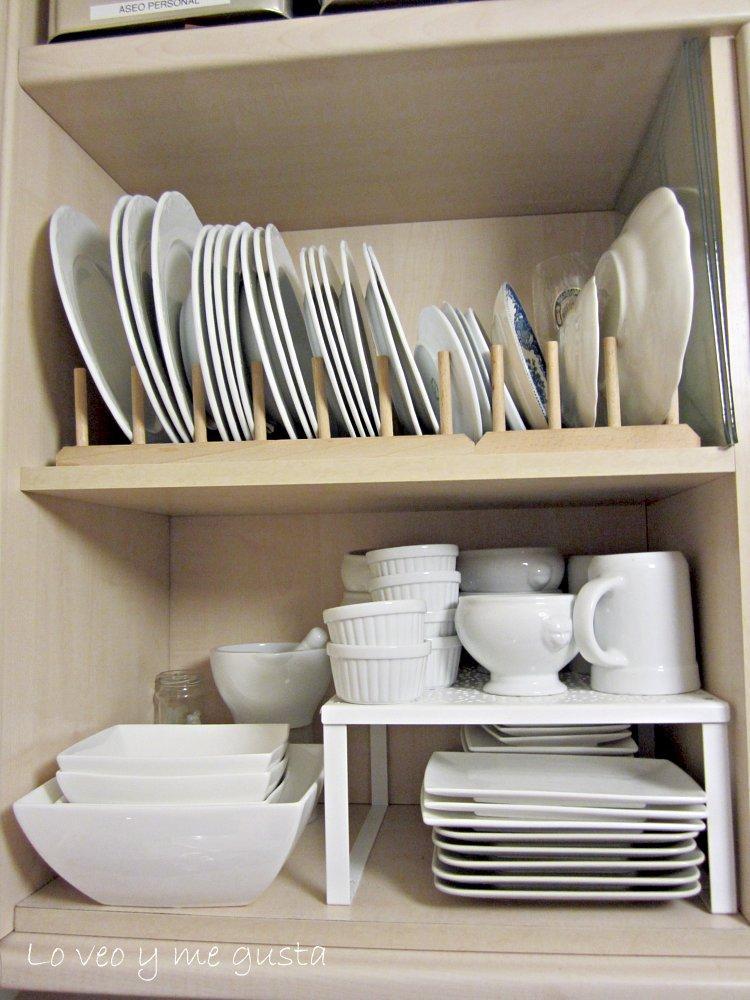 Diy un platero en mi cocina paperblog for Plateros para cocina