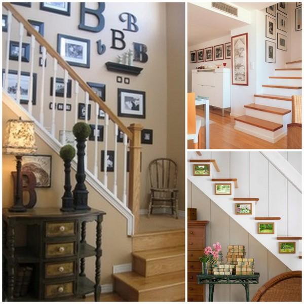 Decorando escaleras ideas f ciles y divertidas paperblog for Como decorar una escalera